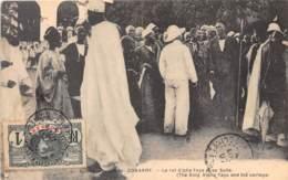 Guinée  Française / Conakry - Belle Oblitération - 45 - Le Roi Alpha Yaya - Guinée Française