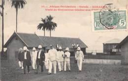 Guinée  Française / Conakry - Belle Oblitération - 48 - Visite Du Gouverneur Général - Guinée Française