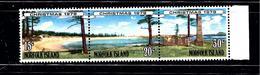Christmas Is 253b MNH 1979 Christmas Strip Of 3 - Christmas Island