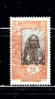 Somali Coast 89 MH From 1915-33 Set - Mali (1959-...)