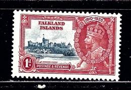 Falkland Is 77 MH 1935 KGV SilverJubilee - Unclassified