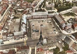 Schoten : Luchtopname --- Marktplein - Schoten
