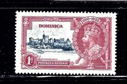Dominica 90 MNH 1935 KGV SilverJubilee - Unclassified