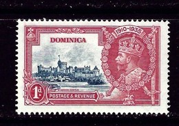 Dominica 90 Hinged From 1935 Set - Unclassified