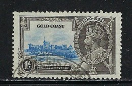 Gold Coast 108 Used 1935 Issue - Unclassified
