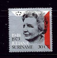 Surinam 405 MNH 1973 Issue - Surinam