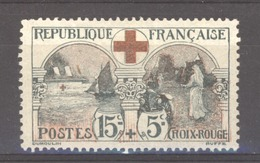 France  :  Yv  156  *                   ,       N3 - France