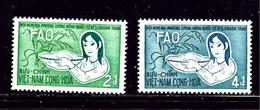 South Vietnam 144-45 MNH 1960 Set - Vietnam