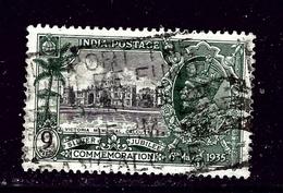 India 143 Used 1935 Issue - India