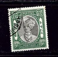 India-Jaipur 40 Used 1932 Issue - India