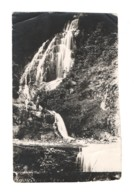 1119 Batum Batumi Waterfall RPPC 1930s - Géorgie