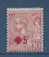 Monaco - YT N° 26 - Neuf Avec Charnière - 1914 - Ongebruikt
