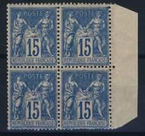FRANCE     N°   101 - 1876-1898 Sage (Type II)
