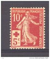 France  :  Yv  147  *              ,    N3 - France