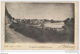 Cpa..47..VUE GENERALE DE CASSENEUIL..A VOIR.. - France