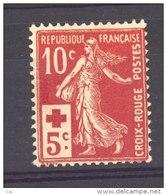 France  :  Yv  147  *          ,       N8 - France