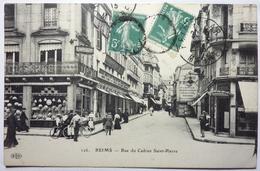 RUE DU CADRAN SAINT PIERRE - REIMS - Reims