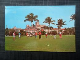 Florida Boca Raton Playing Golf At The Boca Raton Hotel & Club - United States