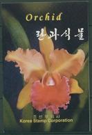 Korea (Nord) 2000 Orchideen 4346/48 MH Postfrisch (C74897) - Korea, North