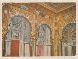 8AK4127 INTERIOR FORT ET PALACES JODHPUR INDIA 2 SCANS - India
