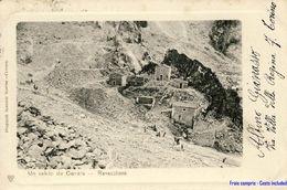 IT - Carrara - Un Saluto Da Carrara - Ravaccione - 1902 - Carrara