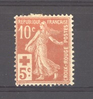France  :  Yv  147a  *       ,    N4 - France
