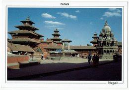 (032..075) Nepal, Patan - Népal