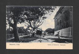 MATANZAS - CUBA - ERMITA DE MONTSERRAT ESPLANADA - BY DUPLEX B. RESINES - Cuba