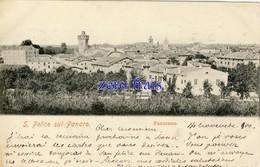 IT - S. Felice Sul Panaro - Panorama - 1901 - Brescia
