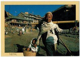 (032..077) Nepal - Népal