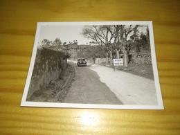 "Photography, Fotografia Height 6,2cm X Width 8,5cm. ""Old Car"" - Photographie"