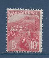 Monaco - YT N° 29 - Neuf Avec Charnière - 1919 - Monaco