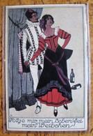 """Illustrateur """"AK"""" Mozart Don Juan Musique Opéra - Illustrateurs & Photographes"""
