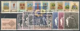 1968 - ** ANNATA CPL. (SMA) 18 V. - Annate Complete