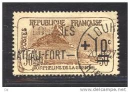 France  :  Yv  167  (o) - France
