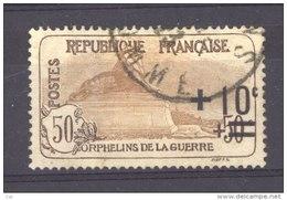 France  :  Yv  167  (o)            ,       N3 - France