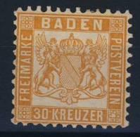 ALLEMAGNE  N° 21 - Baden