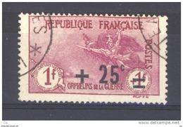 France  :  Yv  168  (o) - Frankreich
