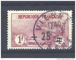France  :  Yv  168  (o)              ,      N2 - Frankreich