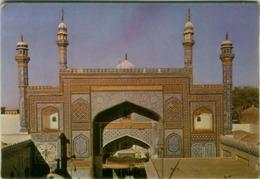 PAKISTAN - THE SHIRNE OF THE GREAT MUSLIM SAINT - EDIT VENUS AGENCY - VINTAGE POSTCARD (BG1819) - Pakistan