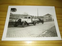 "Photography, Fotografia Height 6,5cm X Width 9cm. ""Old Car"" - Photographie"