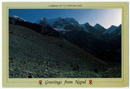 (032..082) Nepal - Népal