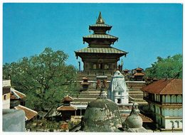 (032..083) Nepal, Taleju Temple - Nepal