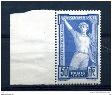 France  :  Yv  186  **   ,   N3 - France