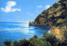Positano - Spiaggia Di Fornillo - 53 - Formato Grande Non Viaggiata – E 9 - Napoli
