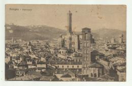 BOLOGNA - PANORAMA 1919 VIAGGIATA FP - Bologna