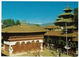 (032..084) Nepal, Kathmandu, Hotel Crystal - Népal
