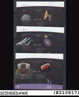 PORTUGAL AZORES MADEIRA - 2009 ASTRONOMY / SPACE - Mini. Sheet MNH Set Of 3 - 1910-... Republik