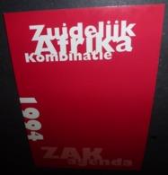 Carte Postale - Zuidelük Afrika Kombihatie - 1994 Zak Agenda - Publicité