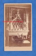 Photo Ancienne CDV Vers 1870 - DIJON - Cheminée Au Musée - E.M. Dufour Mathonnet Duvaldestin Histoire Patrimoine Decor - Anciennes (Av. 1900)